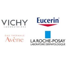 KORTINGSACTIE 21%  op Vichy/Avene/La Roche Posay/Eucerin