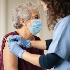 CORONA vaccinatie