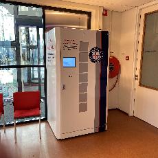 Nieuw in Apotheek Bilgaard: de ServiLocker (afhaalautomaat)