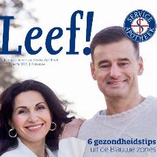 Het nieuwe Leef!-magazine is uit!