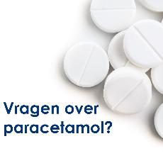 Veiligheidsinformatie paracetamol