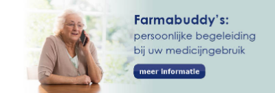 Farmabuddy, persoonlijke begeleiding bij medicijngebruik